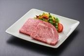 米沢牛黄木 米沢牛ロースステーキ(ハーフカット)送料無料