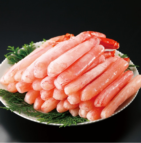 \ワケあり商品/北海道産紅ずわいがに 生一番脚ミックス800g 送料無料