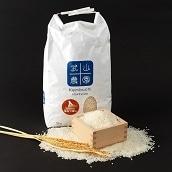 VIVAマルシェ 北海道剣淵産精白米ななつぼし5kg 送料込