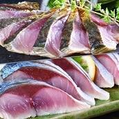 【東海編】南伊勢のおかげ鯖 しめ鯖・冷燻鯖各4セット 送料込