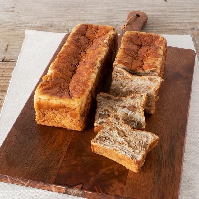 八ヶ岳ブレッド 黒糖くるみパン2個 送料無料