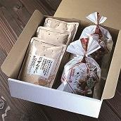 伊豆河童 あんみつ・ぜんざいセット(風呂敷包み) 送料無料