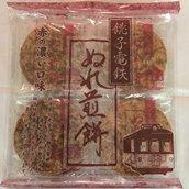 【JR東日本おみやげグランプリ2019】<千葉県>銚子電気鉄道 ぬれ煎餅 赤の濃い口10枚 送料込