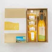 ミヤモトオレンジガーデン みかんジュース・ゼリーAセット 送料無料