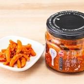 【2020おみやげGP】<新潟県>柿の種のオイル漬け にんにくラー油 送料無料