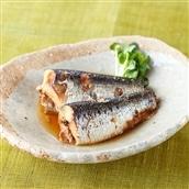 三陸真いわしの魚や煮付6パック 送料込