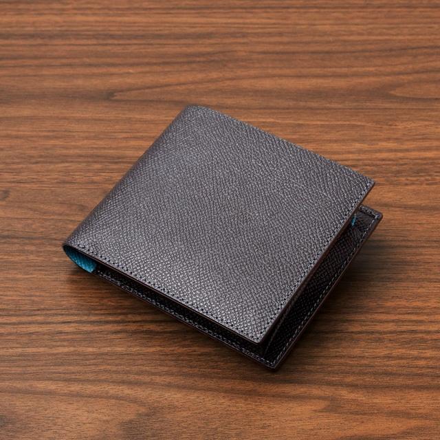EVERWIN+博庵 折財布(小銭入れあり)