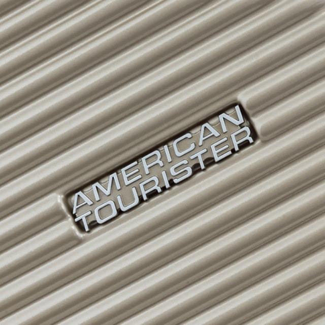 アメリカンツーリスター エアライド76cmブラック 送料無料