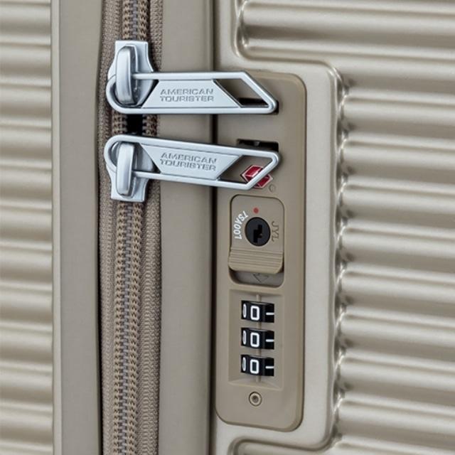アメリカンツーリスター エアライド 66cmブラック