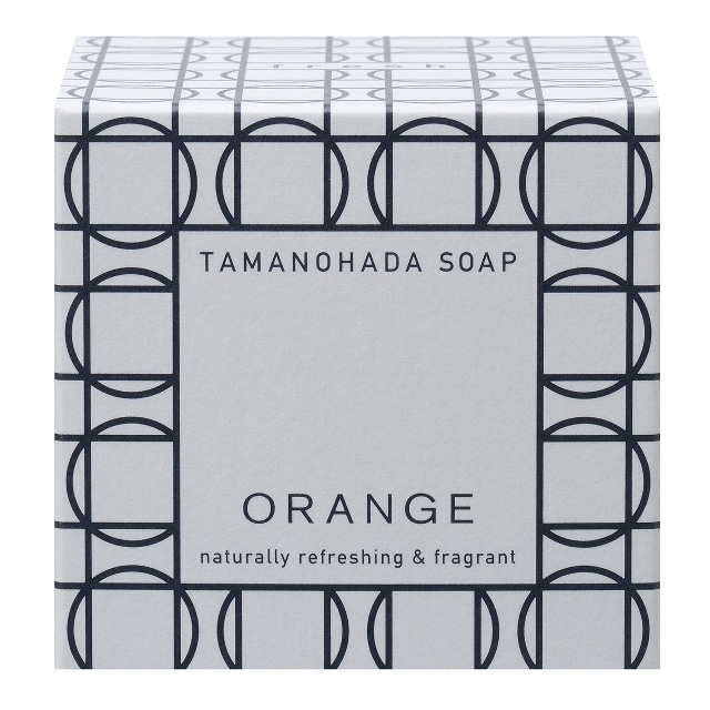 TAMANOHADA ソープ オレンジ