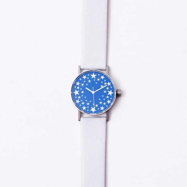sapporo star watch 30mm革バンド