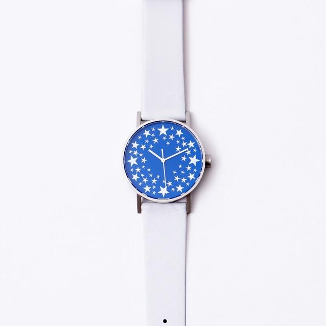 sapporo star watch 37mm革バンド