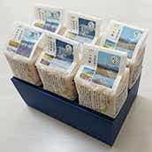 日本の銘柄米セット(東日本) 送料無料