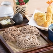 京都夜久野 半なま京蕎麦 いろどり3種セット 送料無料