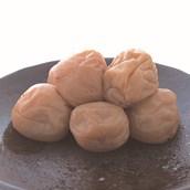 紀州うす塩梅「紀の恵み」1kg(白箱) 送料無料