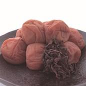 紀州しそ漬梅「紀の香り」1kg(白箱) 送料無料