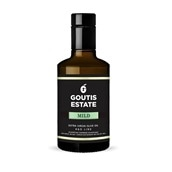 Goutis Estate ギリシャオリーブオイル Mild 250ml【賞味期限:2020/9/28】