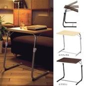 折り畳みサイドテーブル ナチュラル