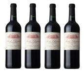 フランスワイン サンシニアン 赤ワイン 4本セット 送料込