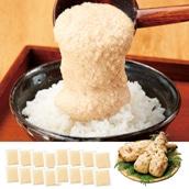 大和芋のとろろ味付き 16袋 送料込