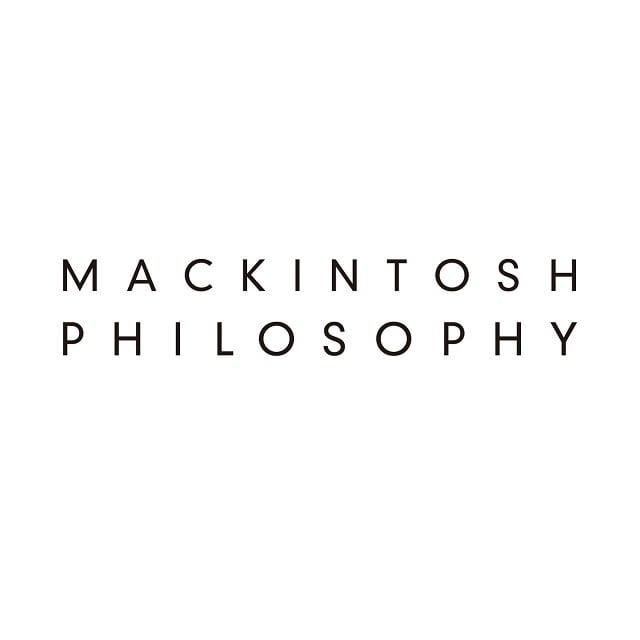 MACKINTOSH PHILOSOPHY レッドチェック【2020HRD】