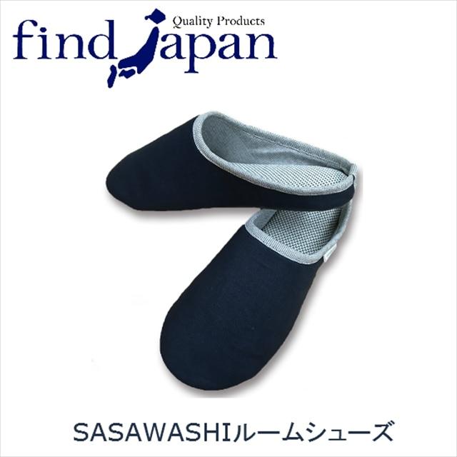 <新入学・新生活2019>SASAWASHIルームシューズ Mサイズ(M・L)