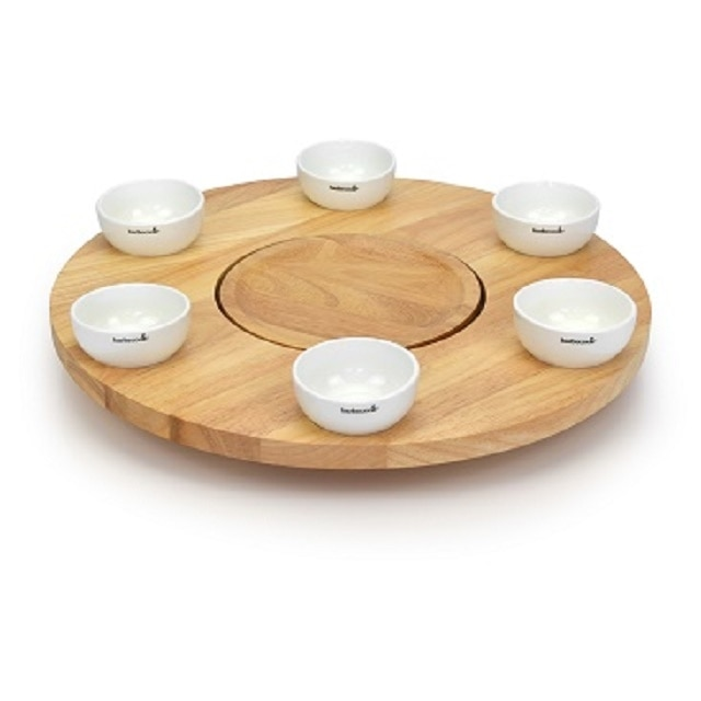 JOYA専用回転テーブル (ソース用カップ6個付)