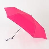 <新入学・新生活2019>FLOATUS 超撥水スーパーミニ傘55cmローズピンク
