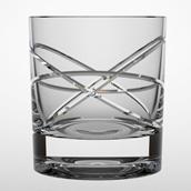 回転するグラス ショトックスクリスタル ユニバース