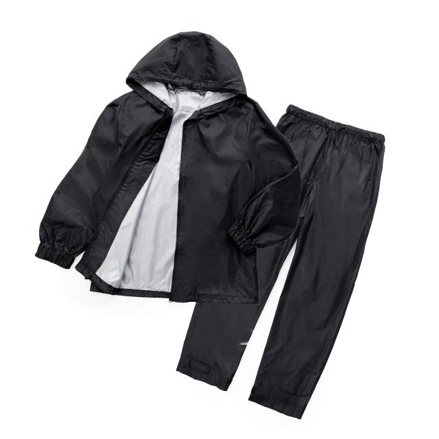 【2枚買えば送料無料】シェイプエクササウナスーツ同サイズ2枚組 上下セット M(全2サイズ)