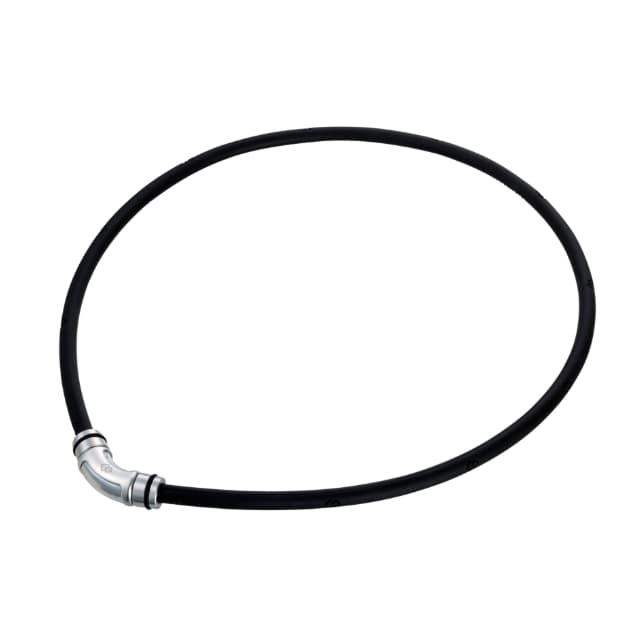 コラントッテネックレス クレストR ブラック S(3サイズ)
