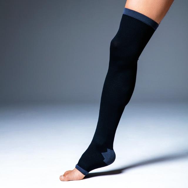一般医療機器 ProtectX オープントゥ 膝上M-L