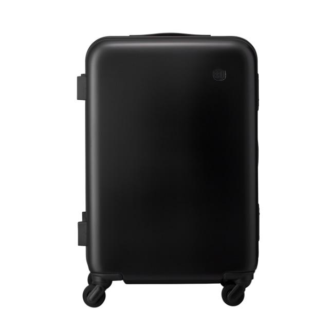 ±0 スーツケース56L B020ブラック