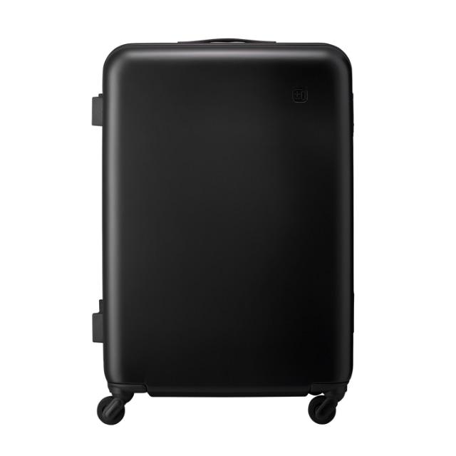 ±0 スーツケース91L B030ブラック