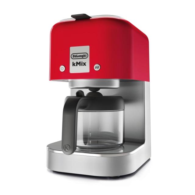デロンギ kMixコーヒーメーカー スパイシーレッド