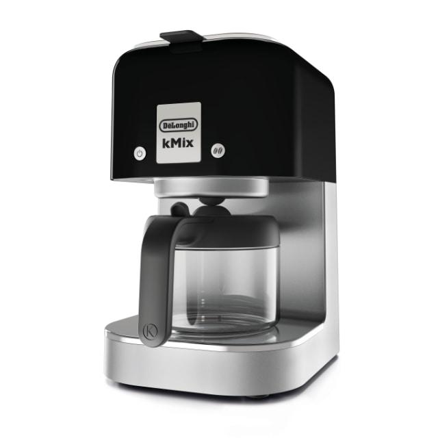 デロンギ kMixコーヒーメーカー リッチブラック