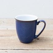 Denby インペリアルブルーコーヒービーカー