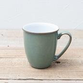 Denby リージェンシーグリーン コーヒービーカー