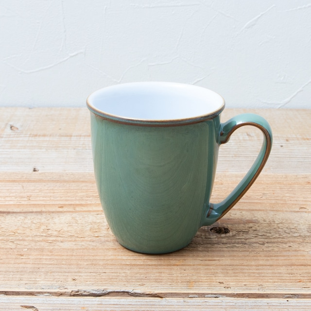 <2019 父の日>Denby リージェンシーグリーン コーヒービーカー