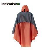 innovator レインポンチョ オレンジ【2020HRD】