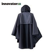 innovator レインポンチョ ブラック