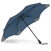 ブラント XS メトロ 折りたたみ傘 オートオープン ネイビー 6本骨 51cm グラスファイバー骨 台風傘 A2457-70