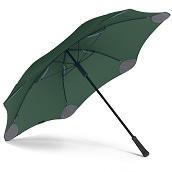 ブラント クラシック (セカンド ジェネレーション) 長傘 手開き フォレストグリーン 6本骨 65cm 台風傘 A2460-60