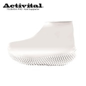 アクティバイタル スニ—カバー ホワイトM(全2サイズ M・L)