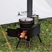 KAMADO(かまど)煙突角型ストーブ