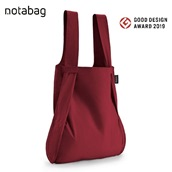 not a bag ワインレッド