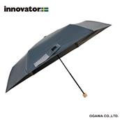 innovator 60cm晴雨兼用折りたたみ傘 ネイビー