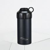 【パール金属】クールストレージ ペットボトルクーラー500・600ml兼用 ブラック