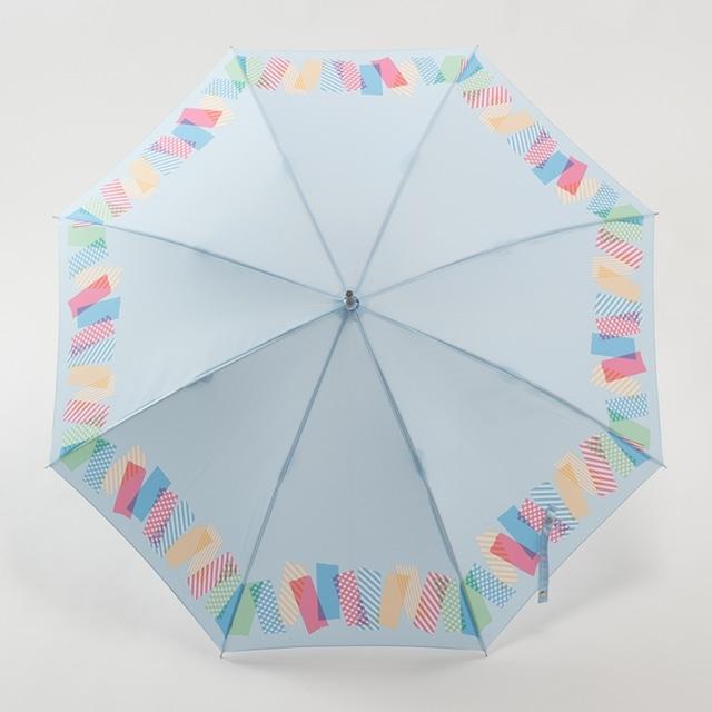 Estaa×mt長傘(UV)キリハリmt