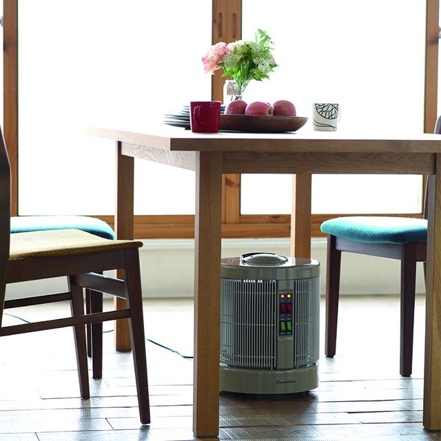 【販売終了】<冬グッズ2019>暖話室1000型HJ ベージュ